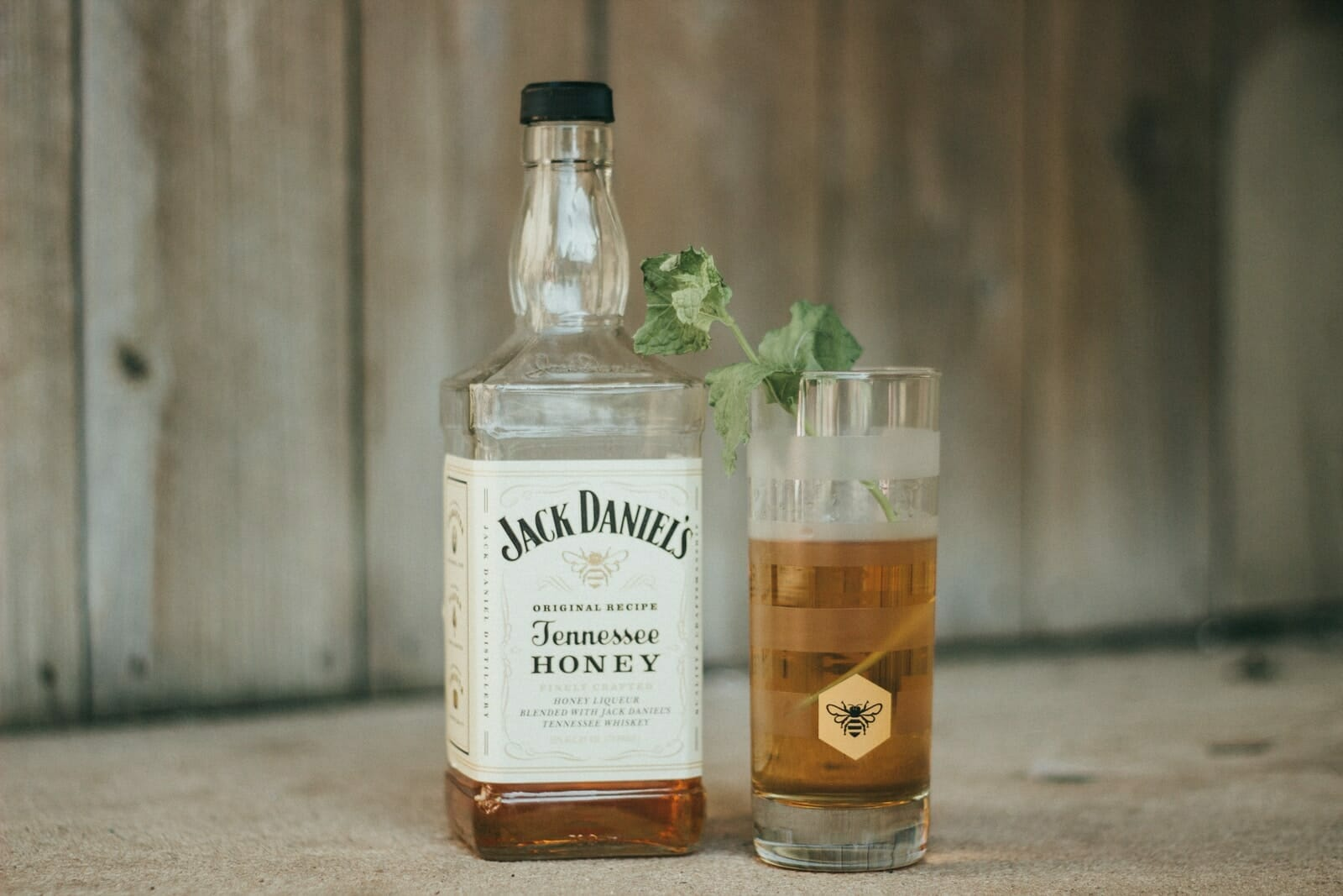 Jack Daniel's Tennessee Whiskey is featured on The Jam